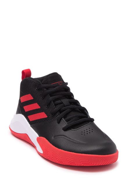 Image of adidas Own The Game Basketball Sneaker