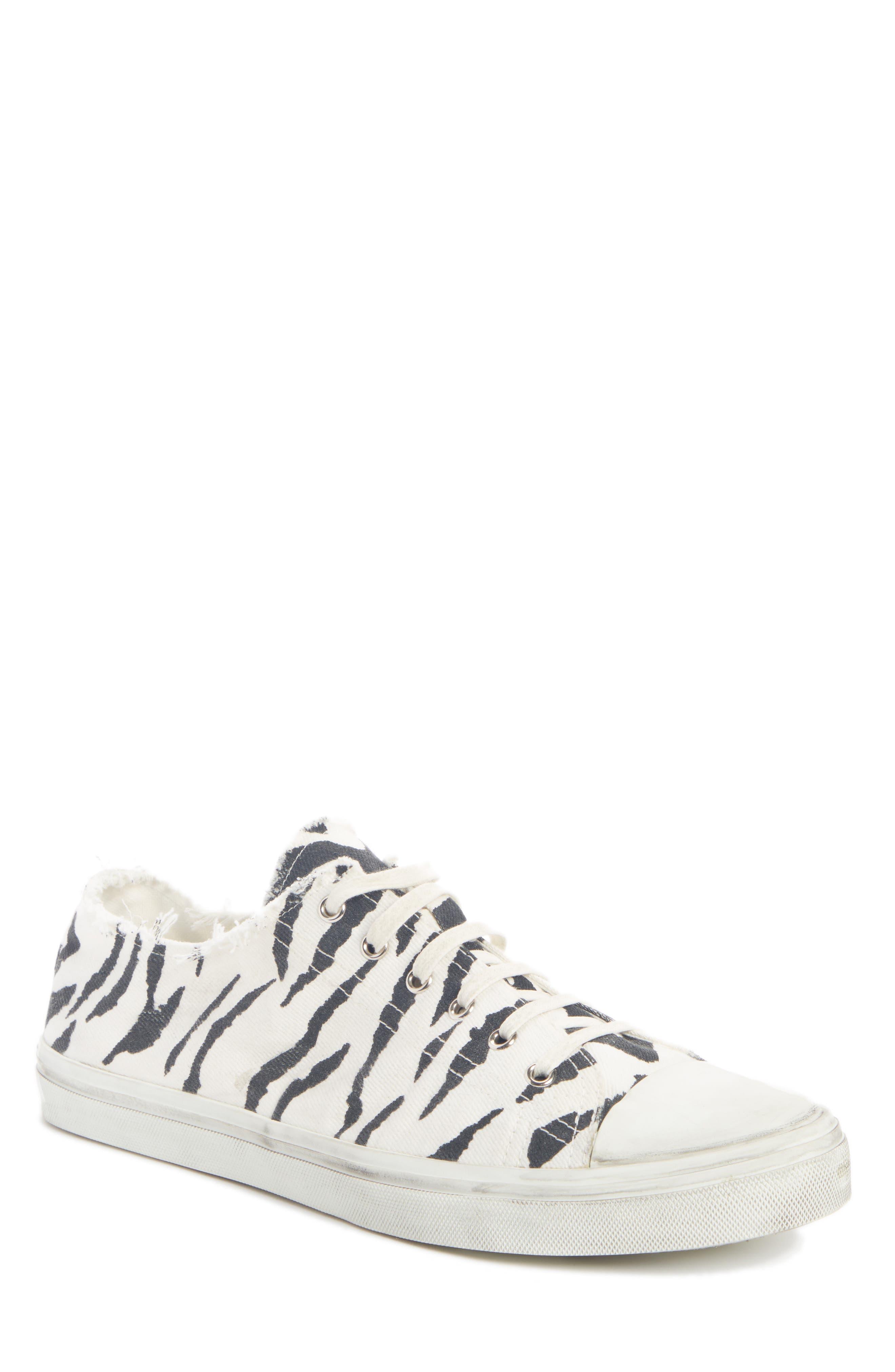 Saint Laurent Bedford Low Top Sneaker
