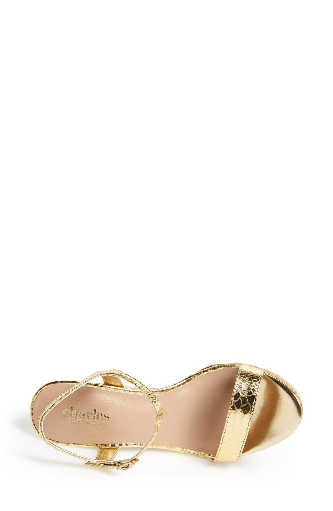 ,                             'Alabama' Espadrille Wedge Sandal,                             Alternate thumbnail 14, color,                             711