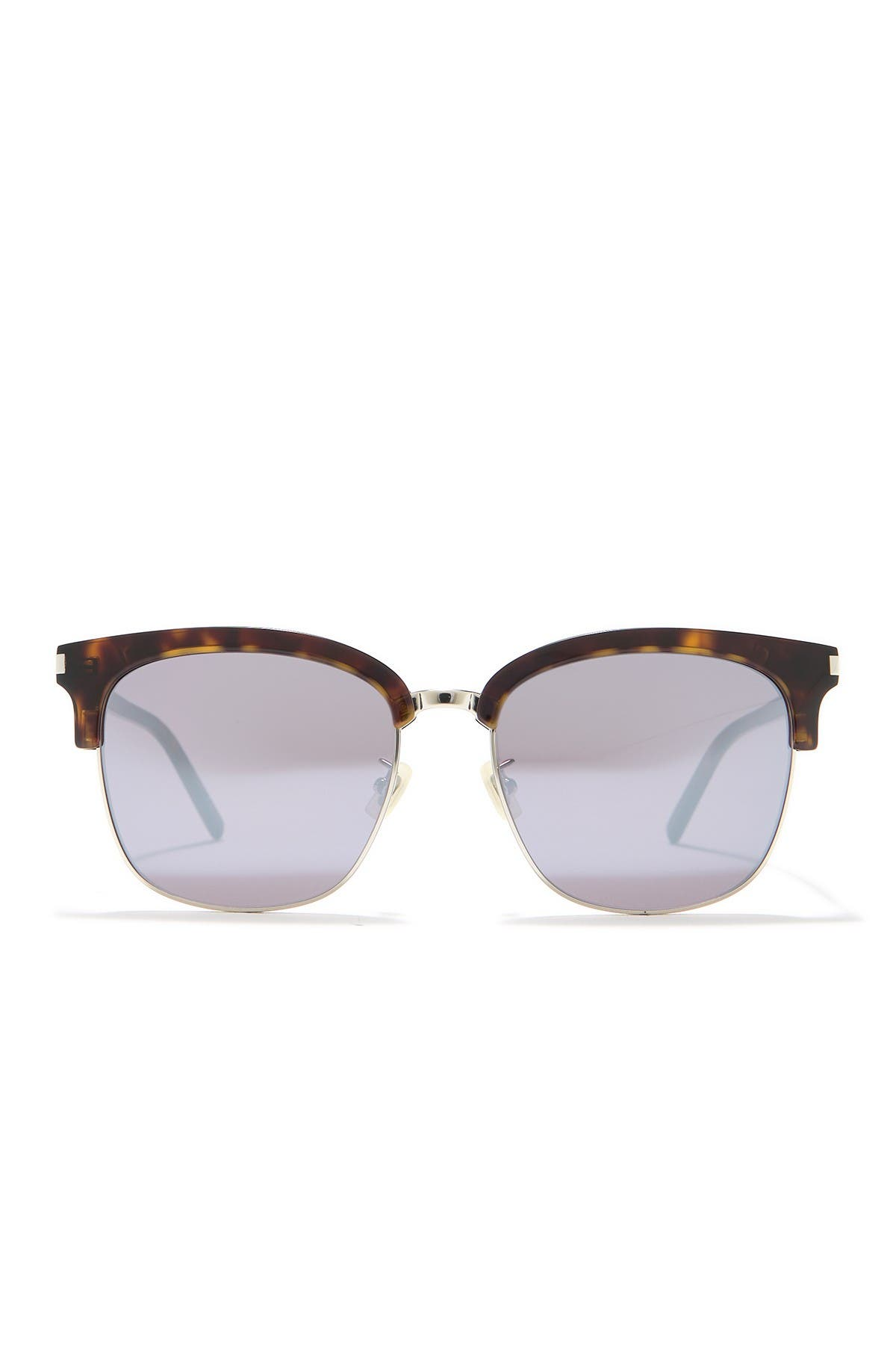 Image of Saint Laurent Core 56mm Sunglasses