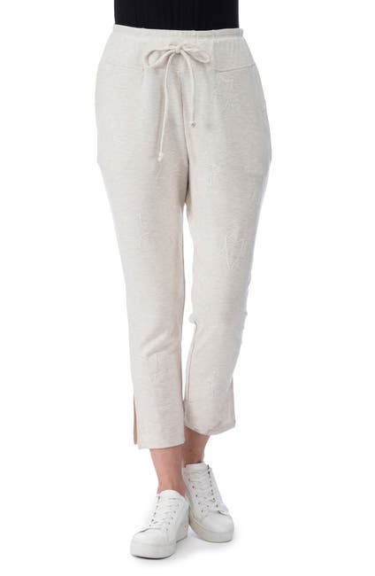 Image of Bobeau Pascale French Terry Crop Pants