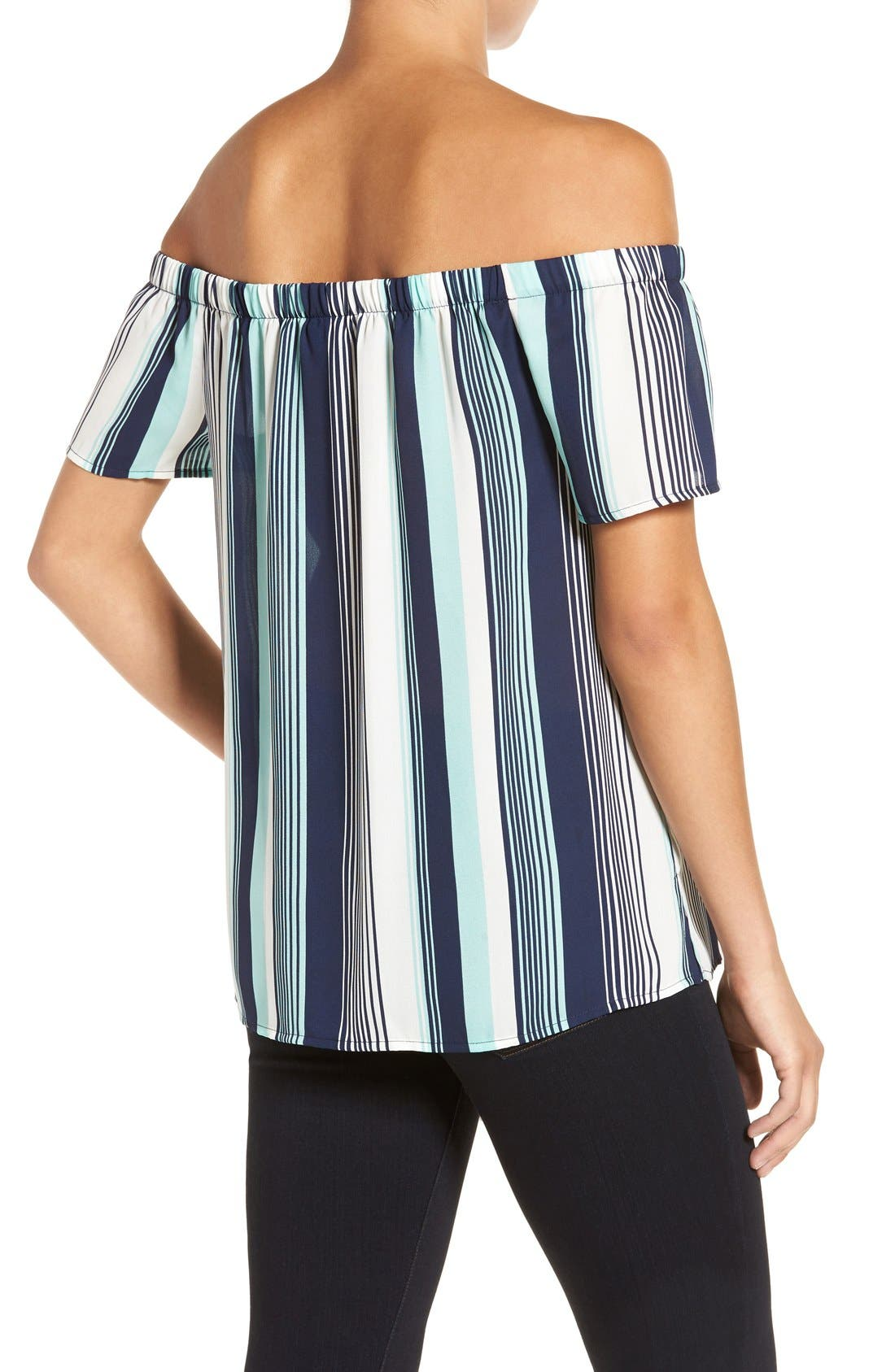 ,                             Off the Shoulder Top,                             Alternate thumbnail 26, color,                             376