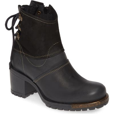 Fly London Lesi Boot, Black