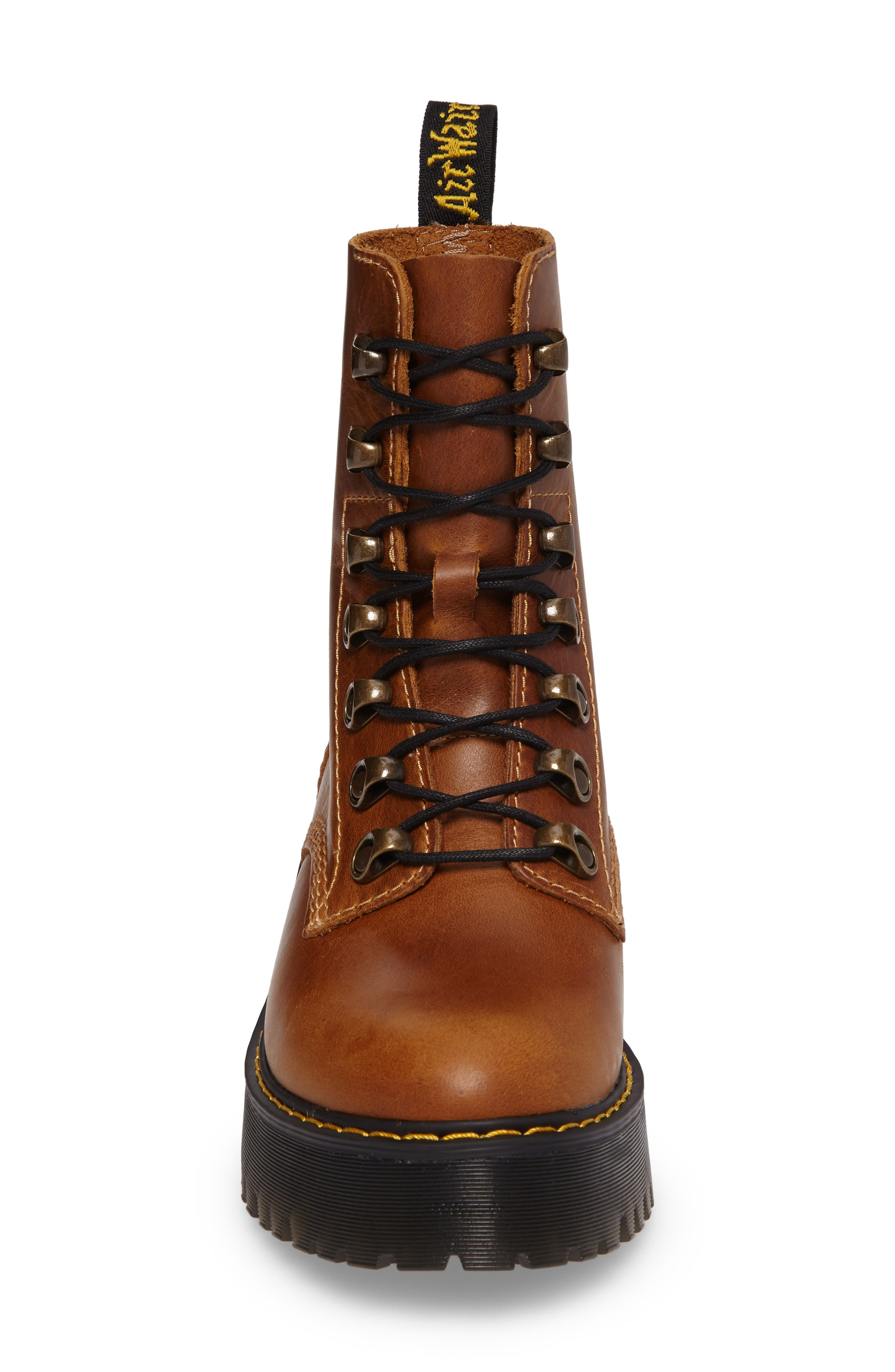 ,                             Leona Heeled Boot,                             Alternate thumbnail 16, color,                             243