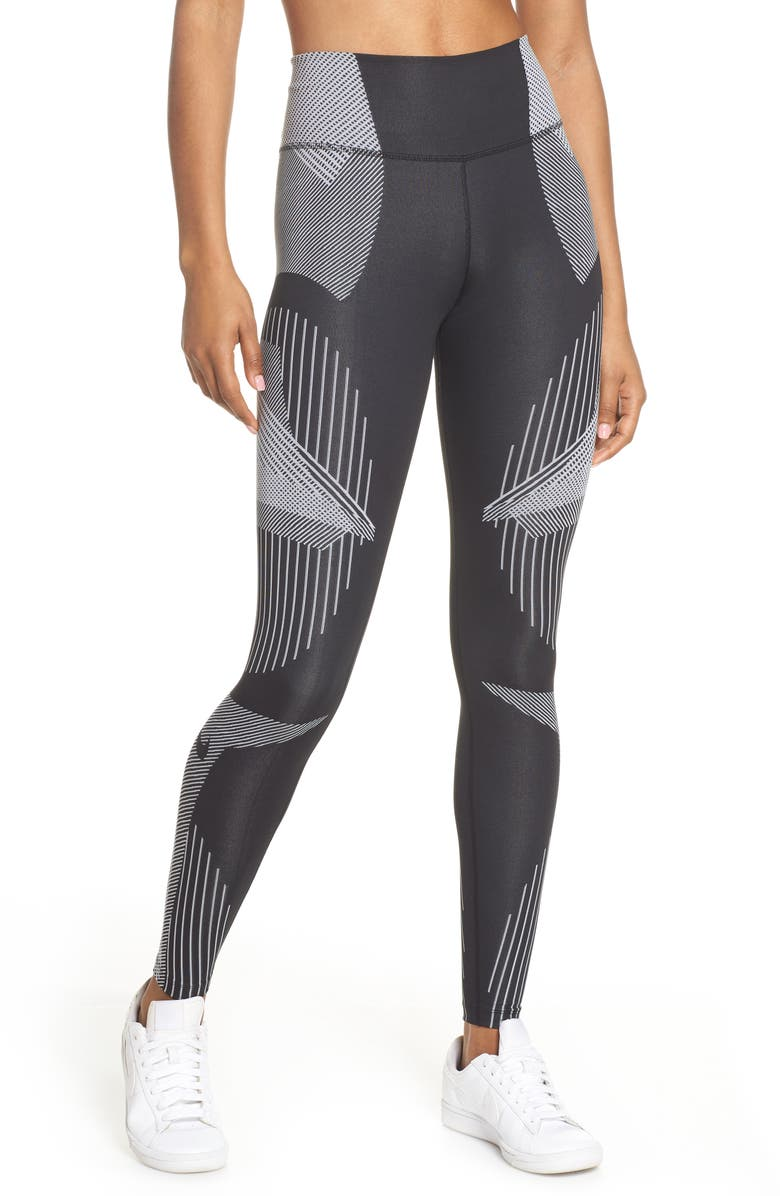 NIKE Dry Power Training Tights, Main, color, 010