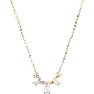 Nordstrom Cubic Zirconia Necklace