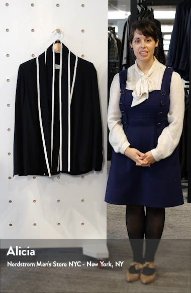Belted Tuxedo Jacket, sales video thumbnail