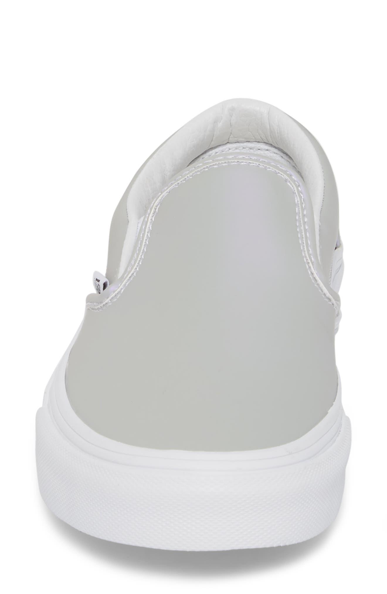 ,                             Classic Slip-On Sneaker,                             Alternate thumbnail 90, color,                             030