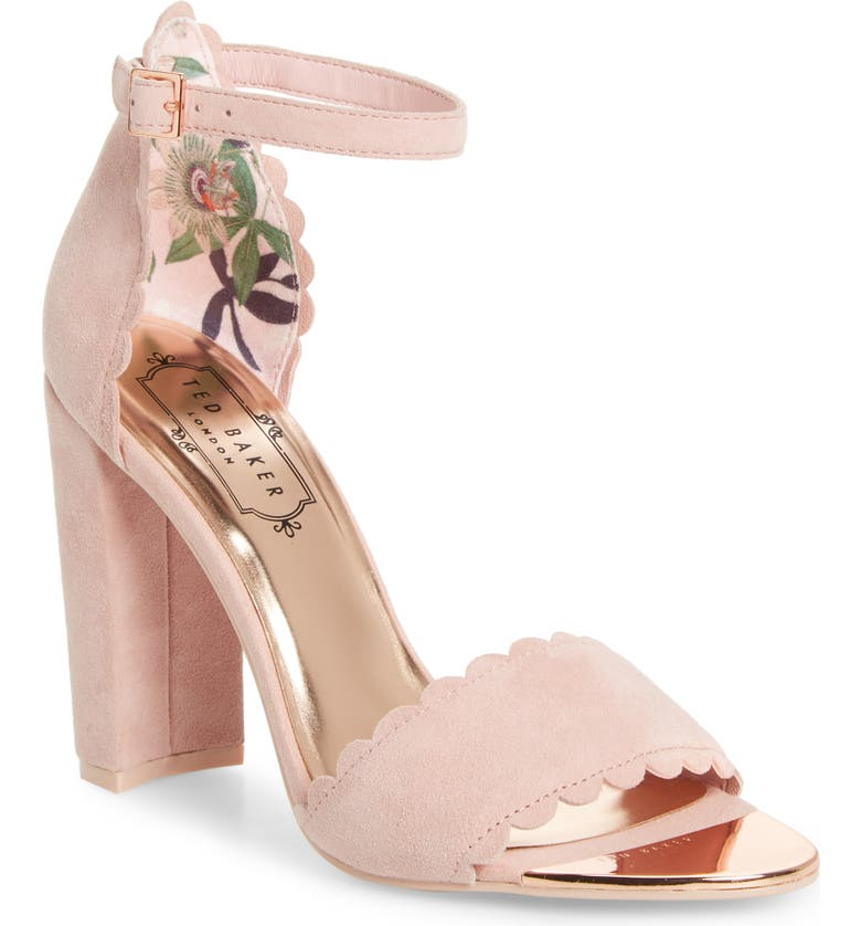 TED BAKER LONDON Raidha Sandal, Main, color, 650