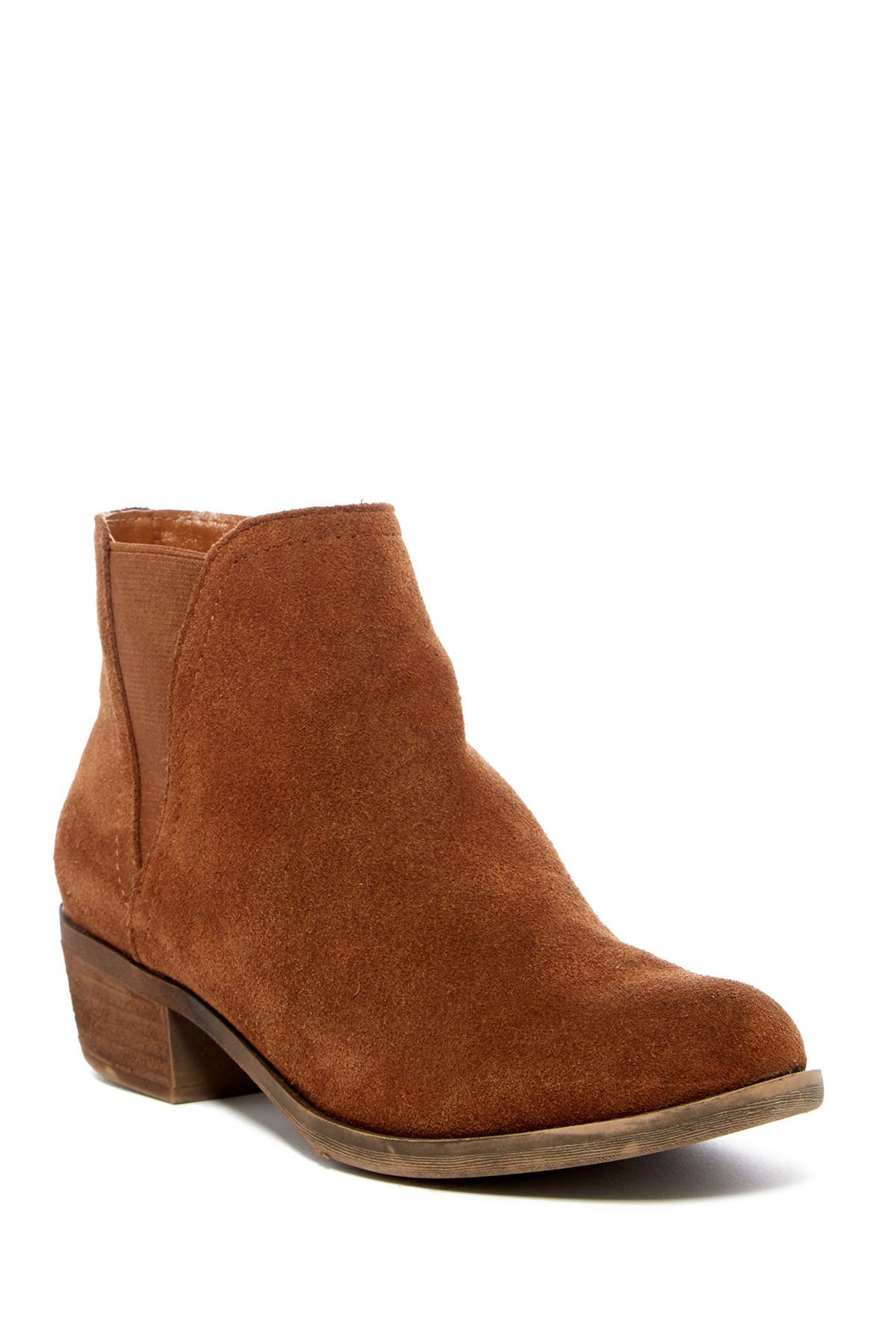 Image of Kensie Garry Suede Ankle Bootie