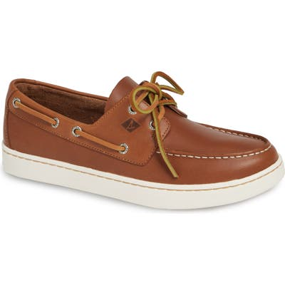 Sperry Cup Boat Shoe, Brown