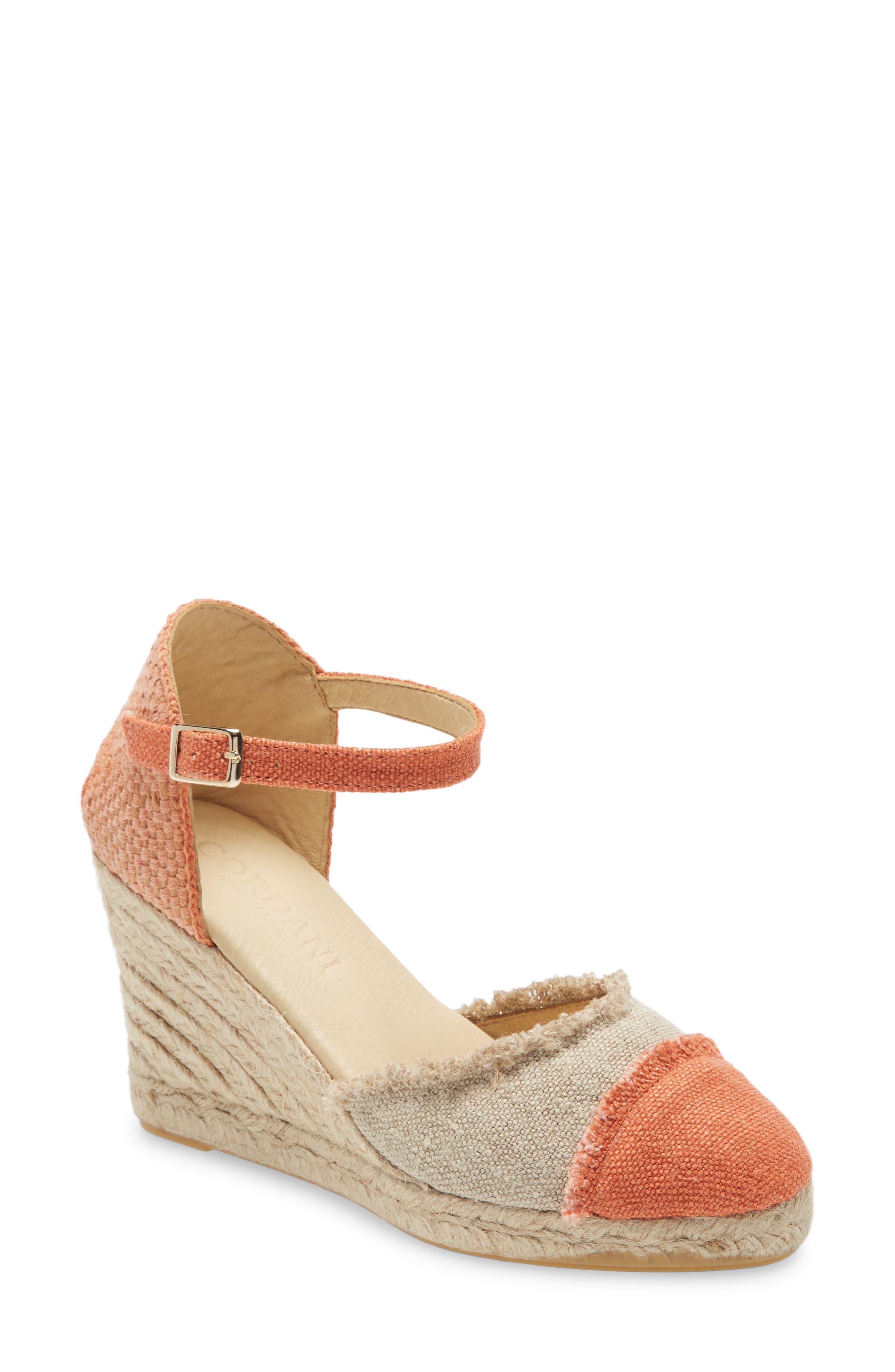 Erma Platform Wedge Sandal