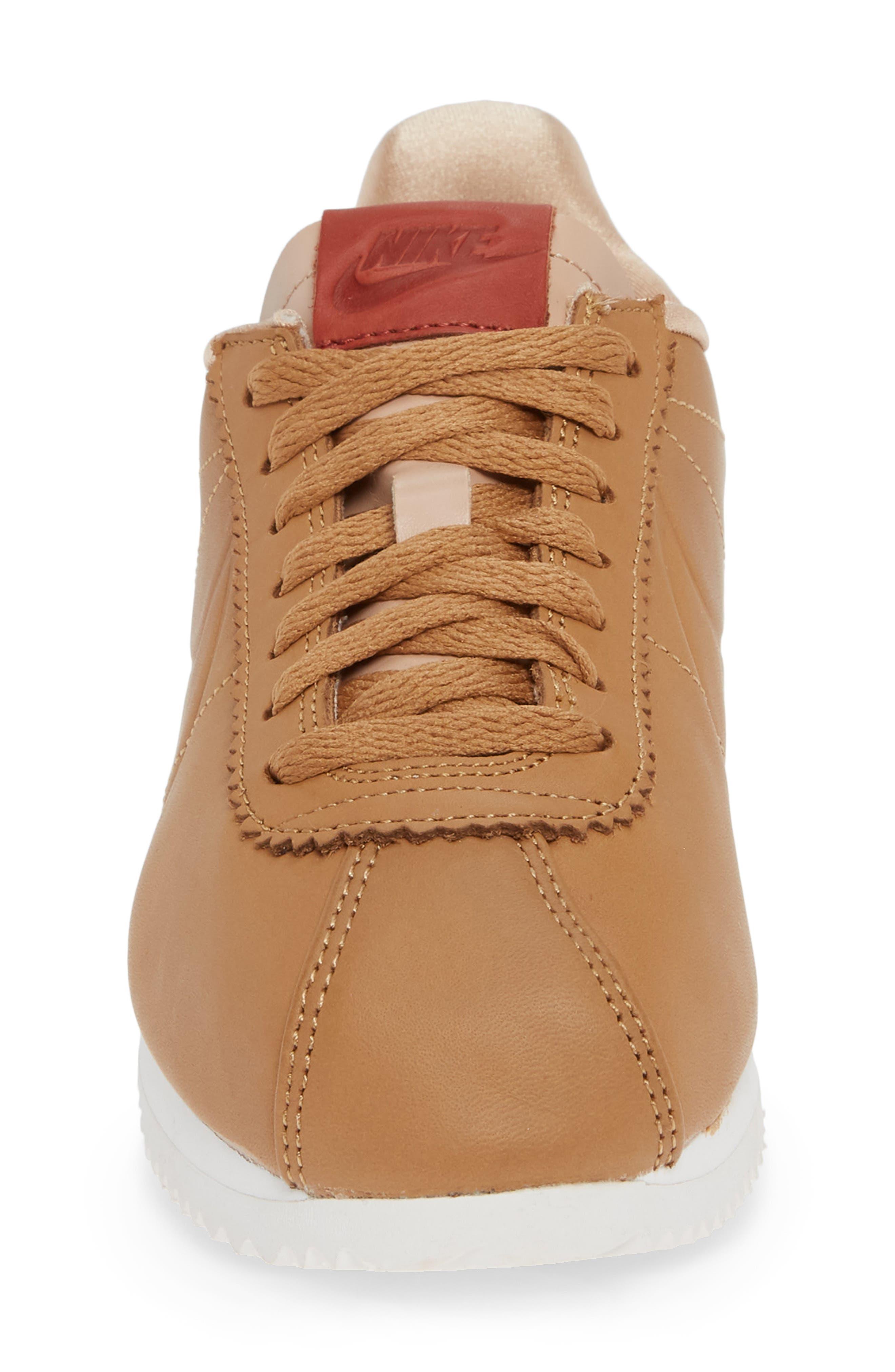 ,                             LA Cortez x Maria Sharapova Premium Sneaker,                             Alternate thumbnail 4, color,                             200