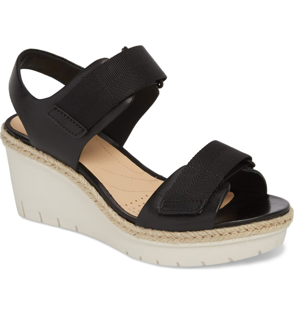 597647c7a7a Palm Shine Wedge Sandal