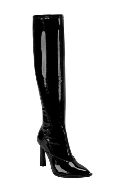 Image of Marc Fisher LTD Pixie Patent Tall Boot