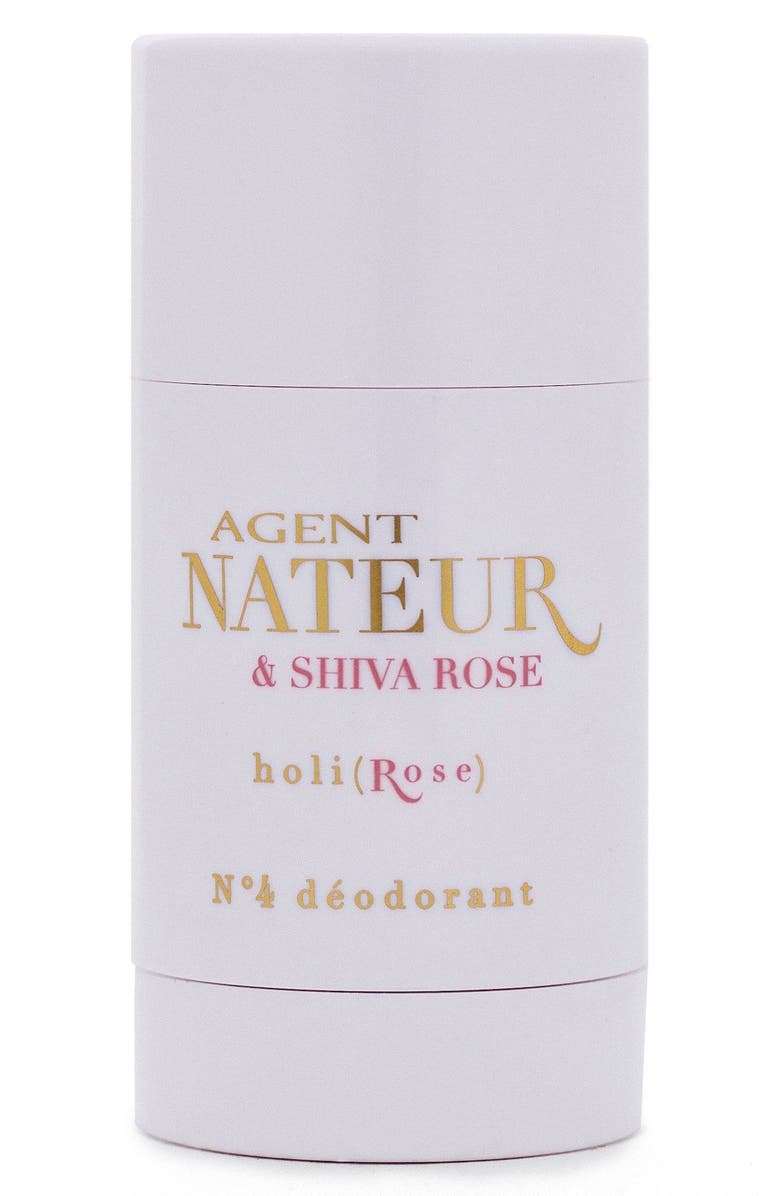 AGENT NATEUR holi(rose) No4 Deodorant, Main, color, NO COLOR
