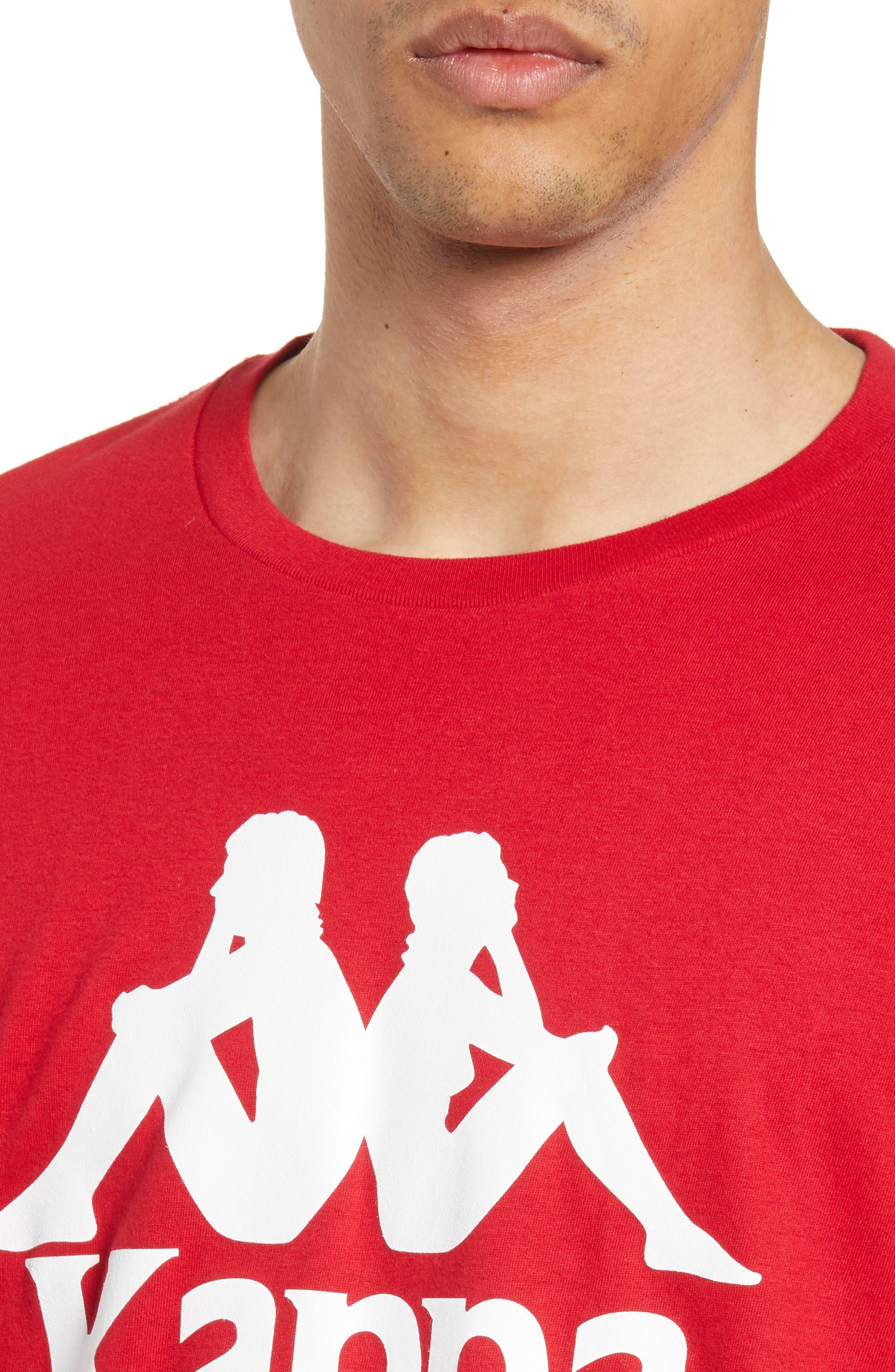 ,                             Authentic Estessi Logo T-Shirt,                             Alternate thumbnail 22, color,                             600