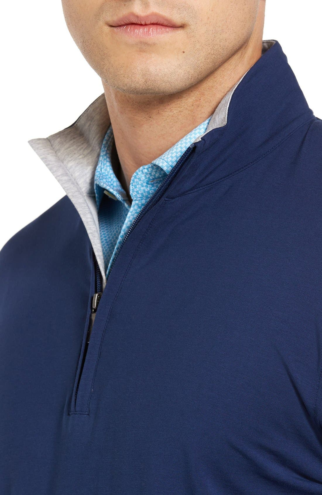 ,                             PTO Liquid Stretch Quarter Zip Pullover,                             Alternate thumbnail 39, color,                             400