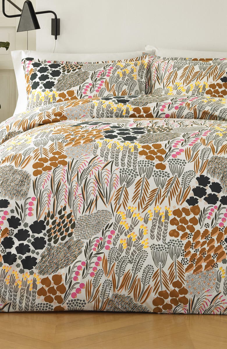 MARIMEKKO Pieni Letto Comforter & Sham Set, Main, color, MULTI