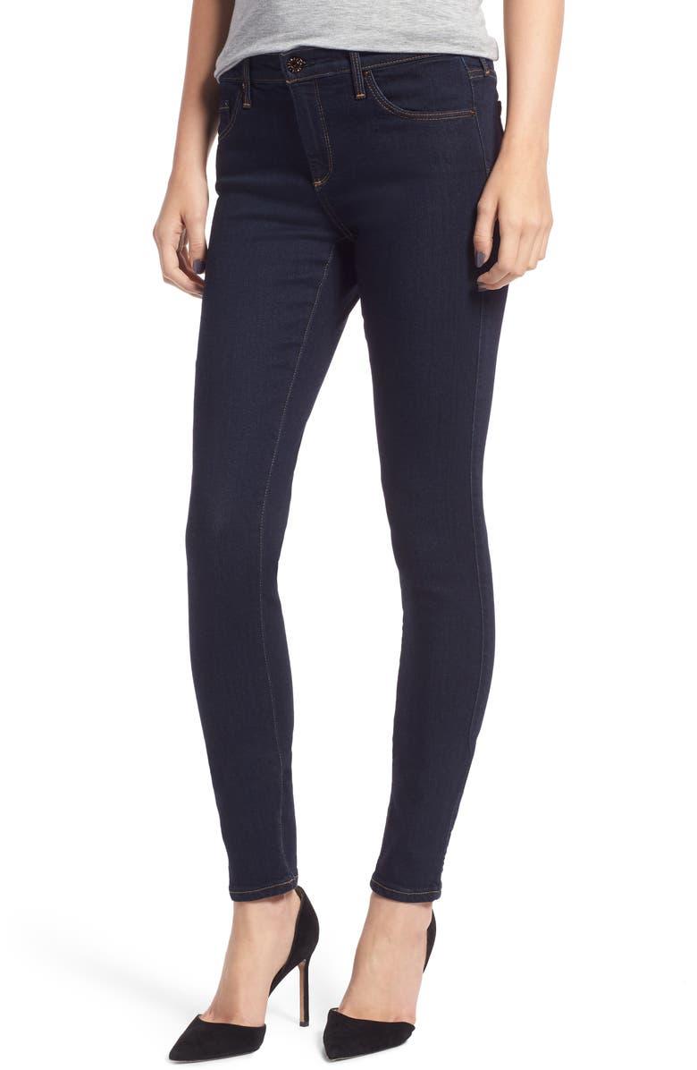 AG Legging Super Skinny Jeans, Main, color, 413