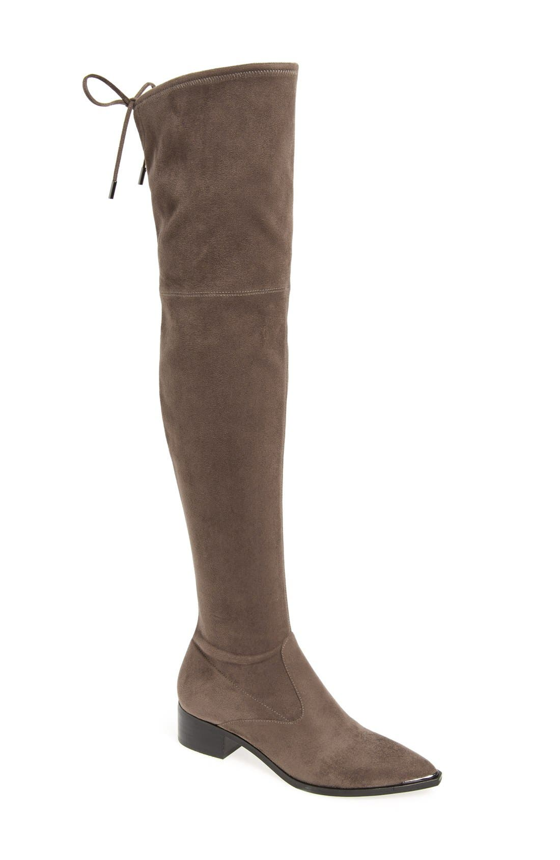 ,                             Yenna Over the Knee Boot,                             Main thumbnail 12, color,                             263