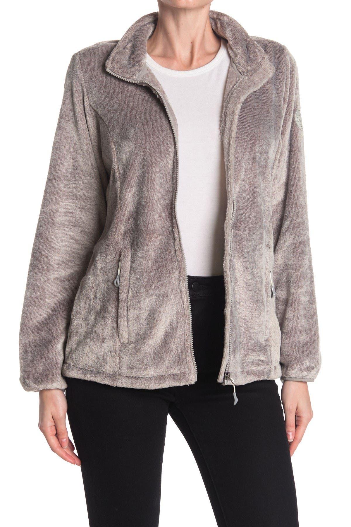 Image of Gerry Everest Zip Front Fleece Jacket