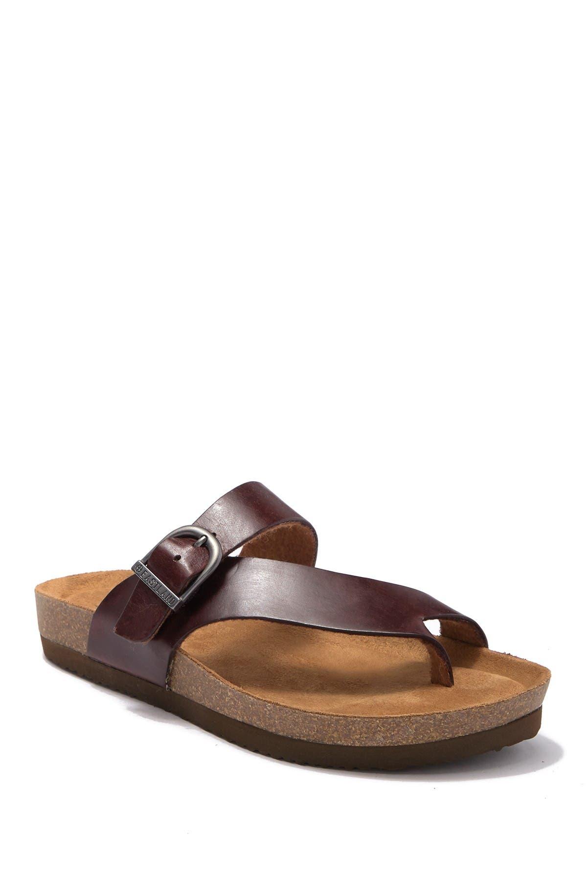 Image of Eastland Shauna Loop Toe Sandal