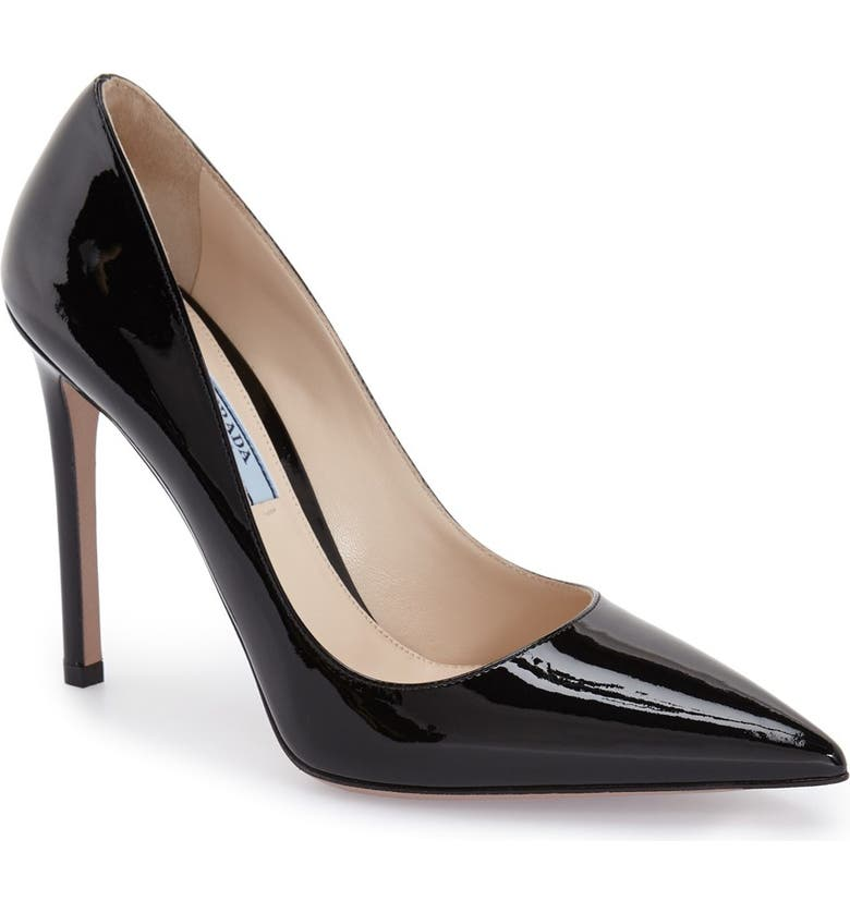 d6084f0d11 Prada Pointy Toe Pump (Women) | Nordstrom