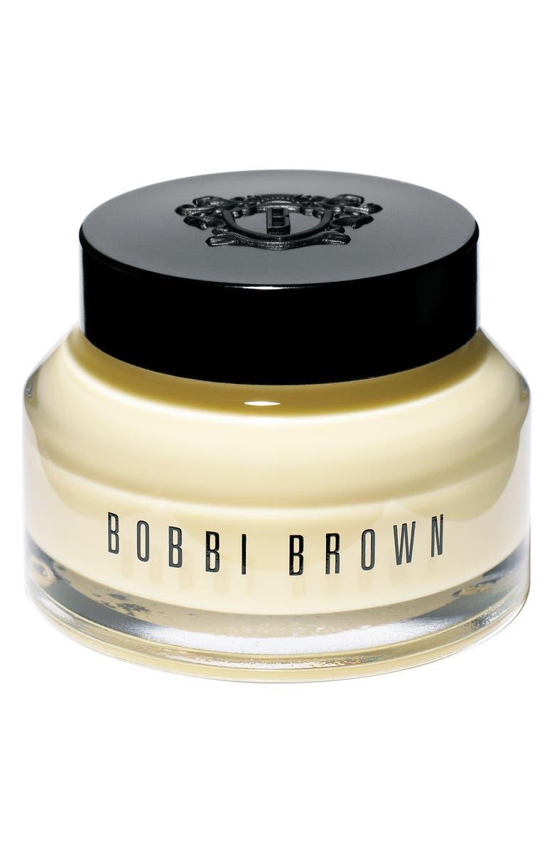 BOBBI BROWN Vitamin Enriched Face Base Priming Moisturizer, Main, color, NO COLOR