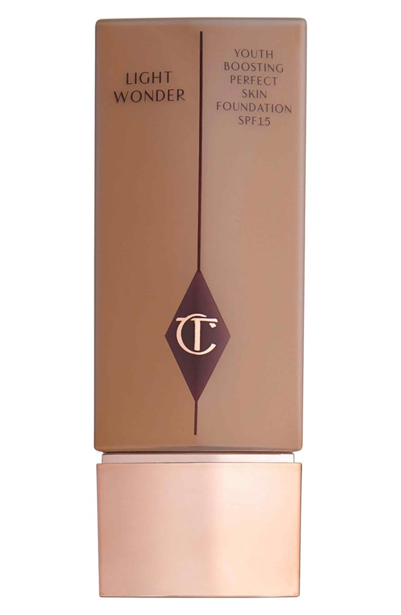 CHARLOTTE TILBURY Light Wonder Foundation, Main, color, 10 DARK