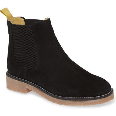 Joules Chepstow Chelsea Boot, Black