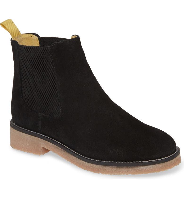 JOULES Chepstow Chelsea Boot, Main, color, BLACK