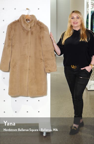Faux Fur Coat, sales video thumbnail