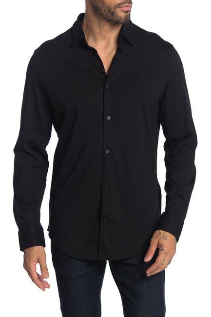 Image of Calvin Klein Knit Regular Fit Shirt