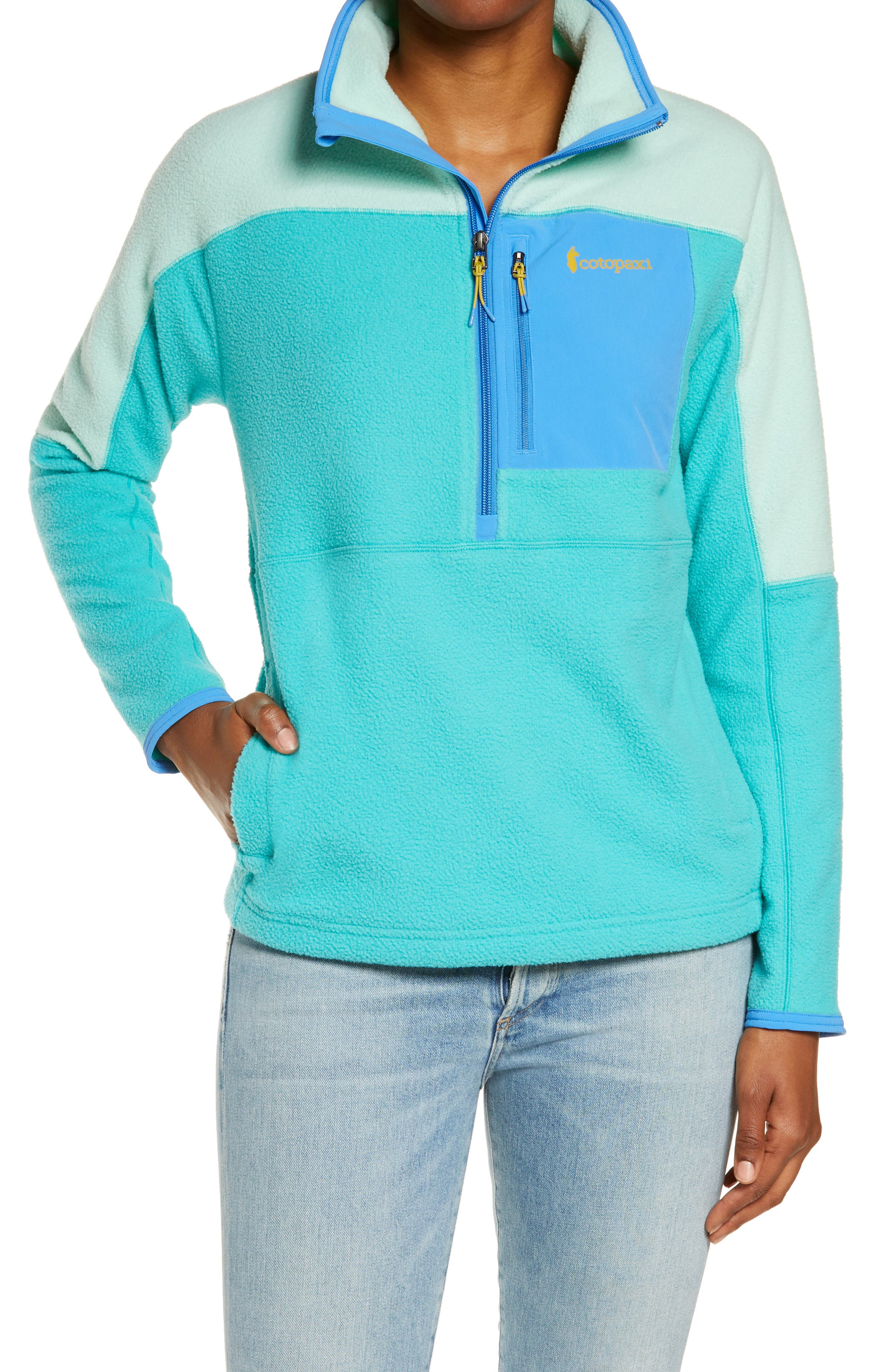 Dorado Half Zip Fleece Jacket