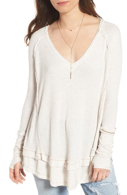 Image of Free People Laguna Thermal Top