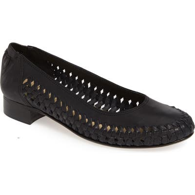 David Tate Pam Flat W - Black