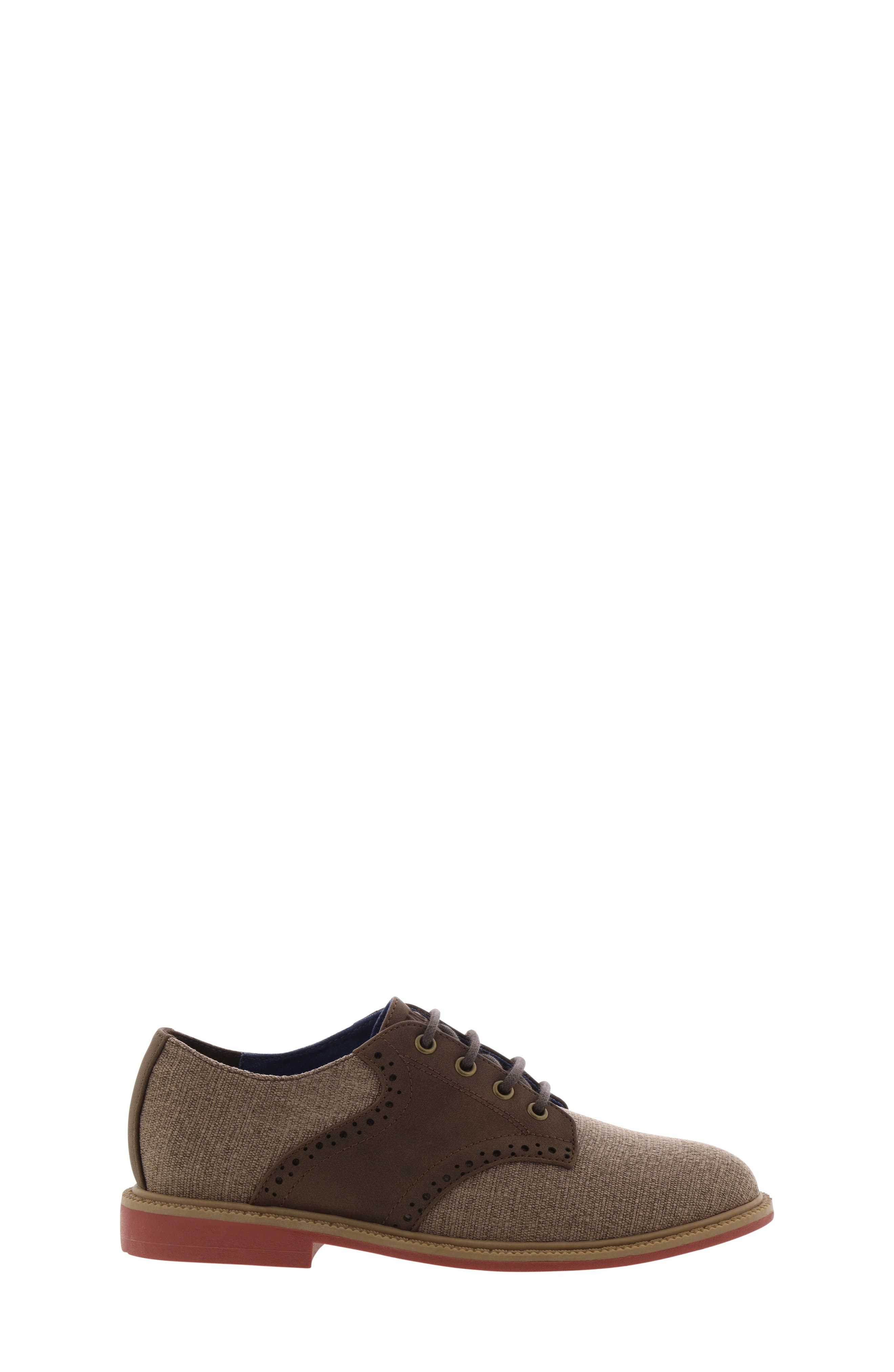 ,                             Spencer Saddle Oxford,                             Alternate thumbnail 9, color,                             204