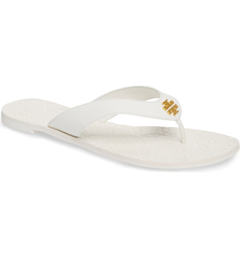 TORY BURCH Monroe Flip Flop, Main, color, 100