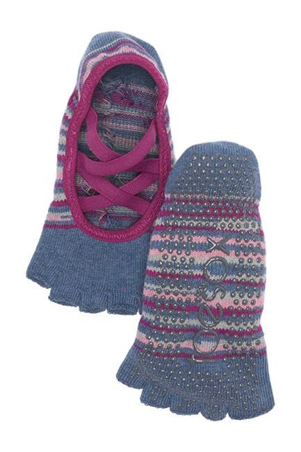 Image of ToeSox Half Toe Elle Grip Socks
