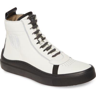 Fly London Sope High Top Sneaker, US / 44EU - White