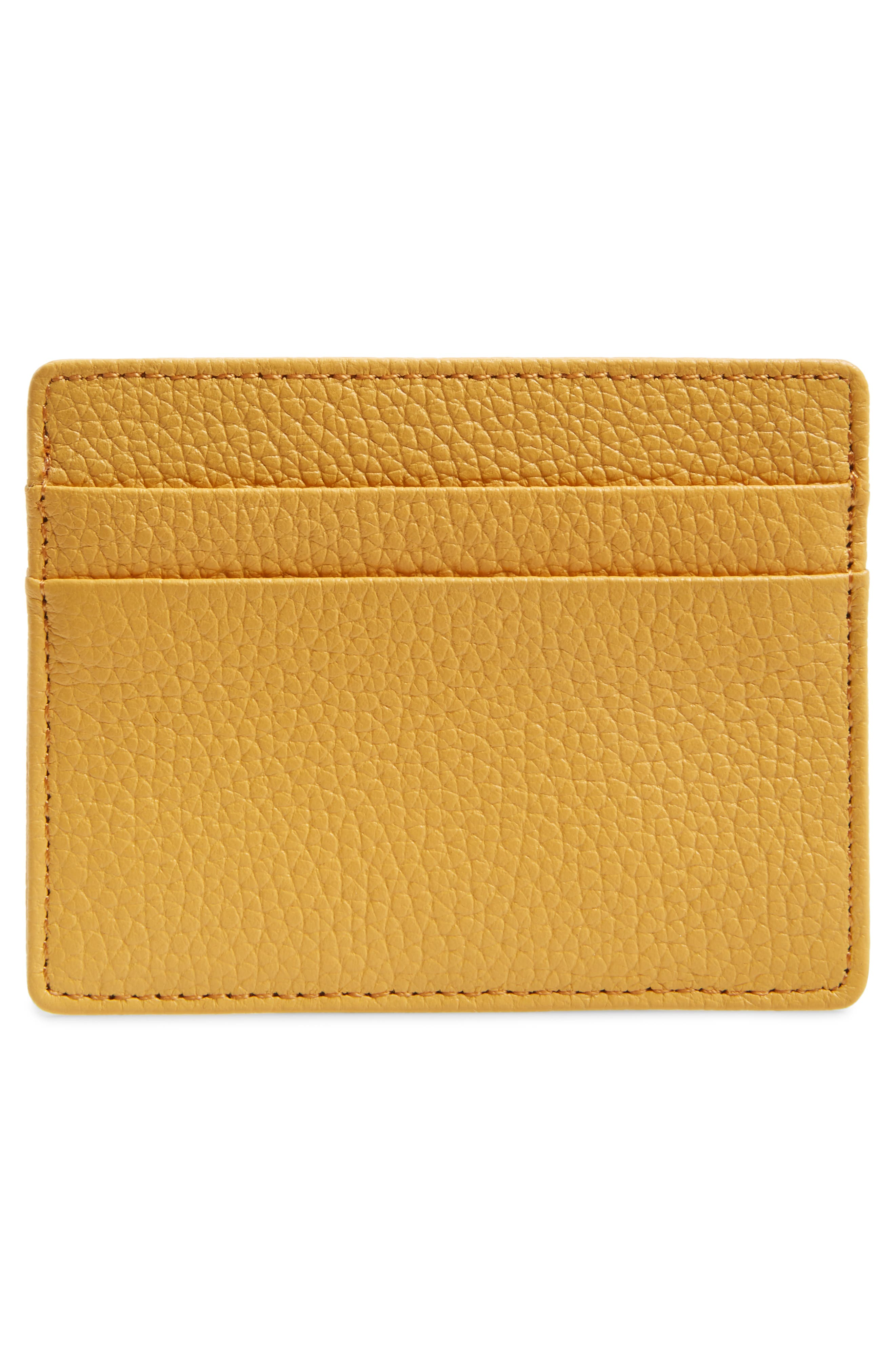 ,                             Jamie Leather Card Case,                             Alternate thumbnail 56, color,                             720