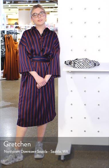 Check Sequin Belt Bag, sales video thumbnail