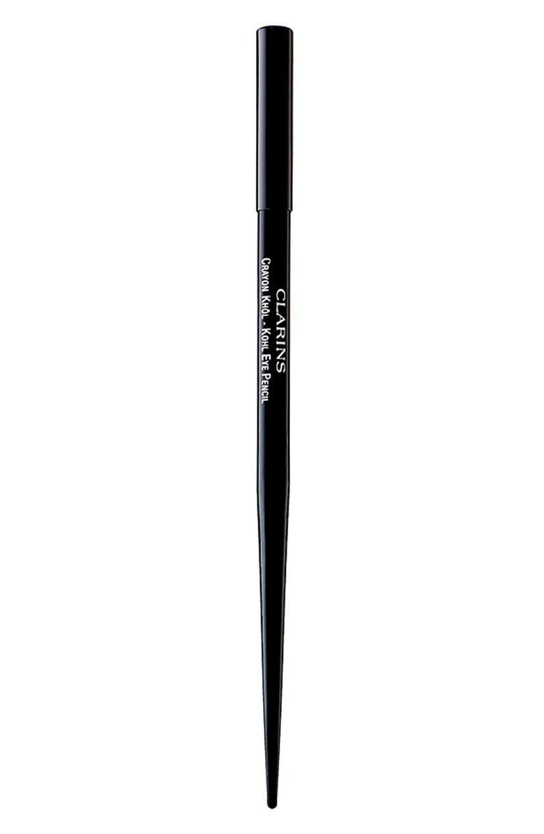 CLARINS Kohl Eye Pencil, Main, color, 001
