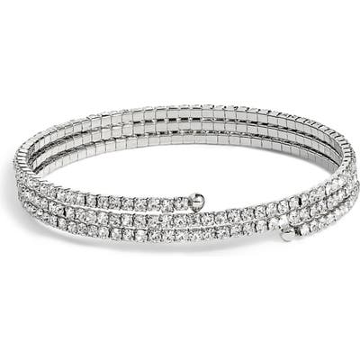 Cristabelle Multi Stone Wrap Bracelet