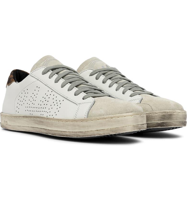 P448 John Sneaker, Main, color, WHITE