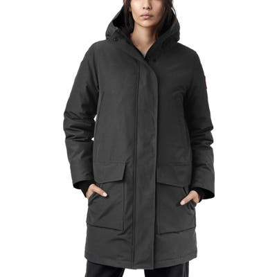 Canada Goose Canmore 625 Fill Power Down Parka, (14-16) - Grey