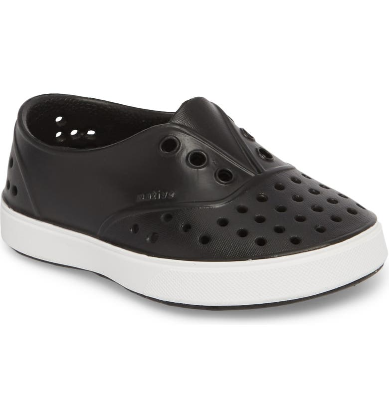 NATIVE SHOES Miller Water Friendly Slip-On Sneaker, Main, color, 004