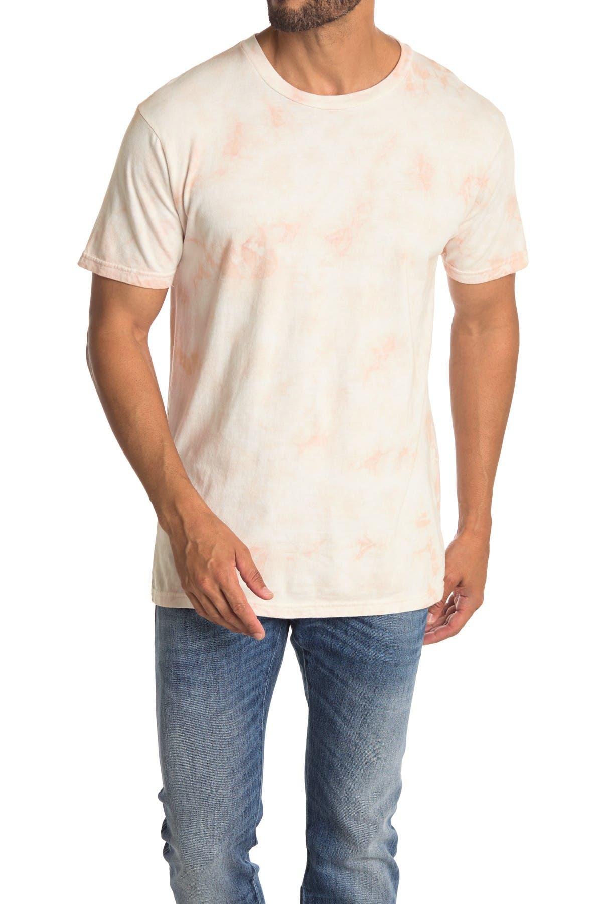 Image of Original Paperbacks South Sea Tie Dye Print T-Shirt