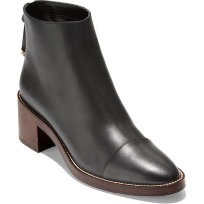 Cole Haan Winnie Grand Waterproof Bootie, Black